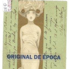 Postales: (PS-38235)POSTAL ILUSTRADA POR RAPHAEL KIRCHNER. Lote 40843258