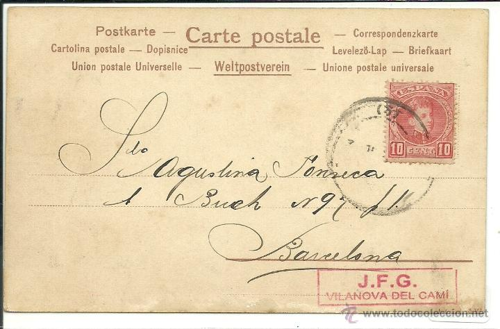 Postales: (PS-38225)POSTAL ILUSTRADA POR RAPHAEL KIRCHNER - Foto 2 - 40843363