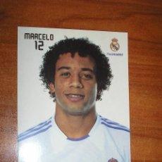 Postales: REAL MADRID-MARCELO. Lote 40979707