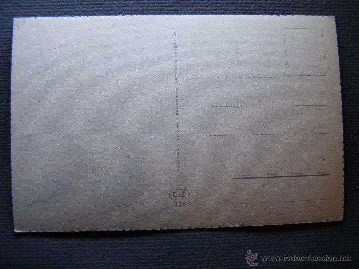 Postales: ANTIGUA POSTAL - FELICIDADES - SIN ESCRIBIR NI CIRCULAR - CYZ 538 - - Foto 2 - 41693828