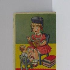 Cartes Postales: POSTALES LOTE DE 11 AÑOS 50-60. Lote 44915997