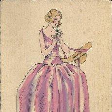 Postales: POSTAL ILUSTRADA 1910'S. Lote 45512339