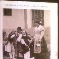 Postales: REVELACIONES, COLECCION CANOVAS SERIE X Nº 5.. Lote 45759243