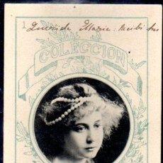 Cartes Postales: TARJETA POSTAL COLECCION CANOVAS. BARAJA DE CARTAS Nº 1. Lote 46320144