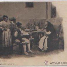 Postais: POSTAL DIEZMOS Y PRIMICIAS ED. CANOVAS SERIE C N0 1 1901. Lote 46662568