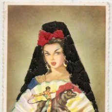 Postales: POSTAL BORDADA. Lote 47064307