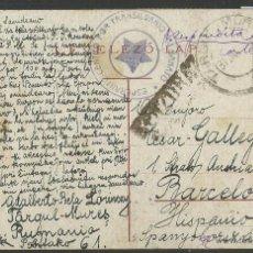 Postales: POSTAL ESPERANTO - VER REVERSO - (28490). Lote 47192081