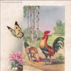Postales: P- 3241. . ANTIGUA POSTAL FELICIDADES, C. Y Z. , BARCELONA.. Lote 47566236