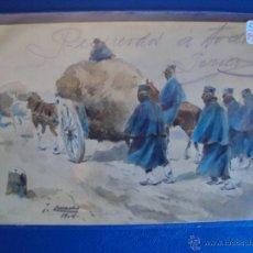 Postales: (PS-44183)POSTAL DEL ILUSTRADOR JOSEP CUSACH. Lote 47607715