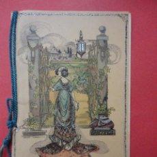 Postales: TARJETA POSTAL DOBLE. TROQUELADA. RAPHAEL TUCK & SON.. Lote 48195910