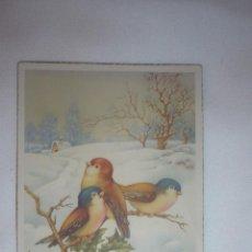 Postales: POSTAL AÑOS 40/50 SIGLO PASADO. Lote 49095122