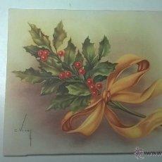 Postales: POSTAL DÍPTICO TROQUELADA C.Y.Z. 1057 (SIN CIRCULAR). Lote 49159802