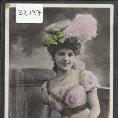 Postales: ELLEN BAXONE - ACTRIZ - FOTOGRAFICA - VER REVERSO - CIRCULADA - (32197). Lote 49186730
