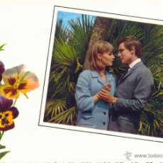 Cartoline: FELICITACION JUVENIL POSTAL CIRCULADA . Lote 49443973