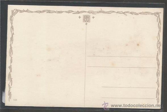 Postales: MILA VON LUTTICH POSTCARD - POSTAL ILUSTRADOR MILA V. LUTTICH - BRW 123 - VER REVERSO - (32337) - Foto 2 - 49451873