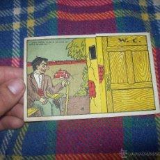 Postales: EXTRAORDINARIA POSTAL CÓMICA CON SORPRESA. 1948. VER FOTOS.. Lote 49970167