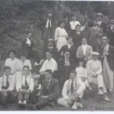 Postales: P-1930. POSTAL FOTOGRAFICA DE GRUPO. ARTISTICA. FRANCIA. AÑOS VEINTE.. Lote 50135485