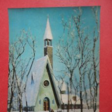 Postales: 3D CARD STEREO. NIEVE. Lote 50148572