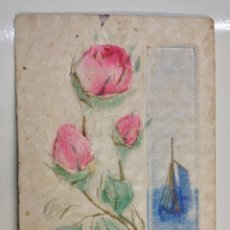 Postales: POSTAL EN RELIEVE CURIOSAS SIGLO 20 (1911 ) (A). Lote 50348629