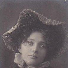 Postales: POSTAL RELACIONADA FABRICA DE PASTAS FIGUERAS BARNA ALELLA - 1907 . Lote 51073776