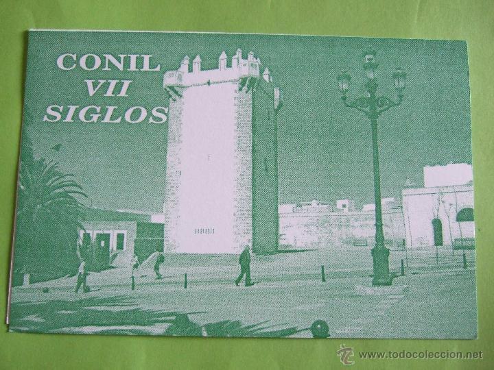 TARJETA RADIOAFICIONADO 2000 CADIZ - CONIL (Postales - Postales Temáticas - Especiales)