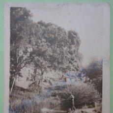 Postales: CRIADERO DE TRUCHAS EN PIEDRA. COLECCIÓN CANOVAS. SÉRIE B NÚM. 9. Lote 52299695