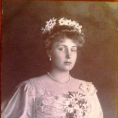 Postales: HH PRINCESS ENA OF BATTENBERG, DOÑA VICTORIA EUGENIA, . Lote 52626396