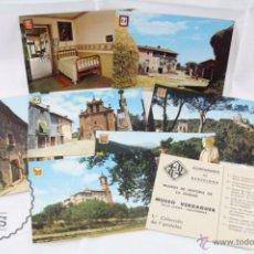 Postales: 1ª COLECCIÓN DE 7 POSTALES - MUSEO VERDAGUER. VALLVIDRERA - MUSEOS DE HISTORIA DE BARCELONA. Lote 52879263