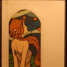 Postales: VITRAUX D'ART - POSTAL ORIGINAL ILUSTRADA POR RAPHAEL KIRCHNER. Lote 53302411