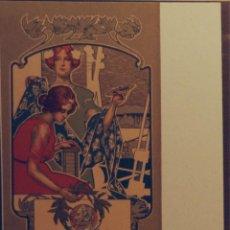 Postales: HOGENSTEIN - POSTAL ORIGINAL ILUSTRADA - EXPO INTERNACIONAL DE LA ELECTRICITA 1899 - MILAN. Lote 53306370