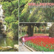 Postales: POSTALES POSTALES NUEVA ZELANDA SELLOS. Lote 53600617