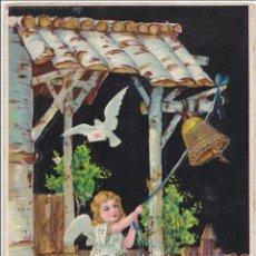 Postales: P- 4129. POSTAL ALEMANA UILUSTRACION ANGEL.. Lote 54070655