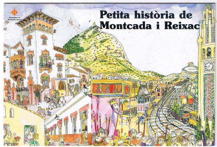 Petita Historia De Montcada I Reixac Pilarin Buy Special Postcards At Todocoleccion 54756441