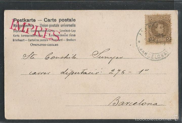 Postales: POSTAL ANTIGUA MONO -VER REVERSO -(42.379) - Foto 2 - 55860768