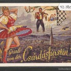 Postales: POSTAL ANTIGUA HUNGARIA RESTAURANT -VER REVERSO -(42.380). Lote 55860798