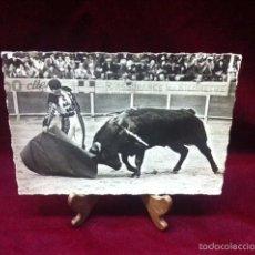 Postales: CORRIDA DE TOROS DIEGO PUERTA. Lote 57070321