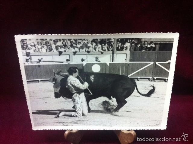 TOROS Y TOREROS LUIS MIGUEL DOMINGUIN (Postales - Postales Temáticas - Especiales)