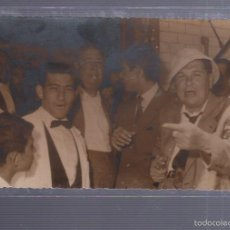 Postales: TARJETA POSTAL FOTOGRAFICA. FERIA DE ALGECIRAS. VER SELLO DORSO. FOTO SALCEDO. Lote 57616055