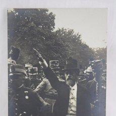 Postales: ANTIGUA POSTAL FOTOGRÁFICA - 69. ALPHONSE / ALFONSO XIII EN PARÍS. AUTEUIL, AÑO 1905 - SIN CIRCULAR. Lote 62969288