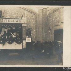 Postales: POSTAL FOTOGRAFICA TEATRO DE TITELLAS -TITELLES-MARIONETAS - VER REVERSO -(45.488). Lote 67976909