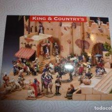 Postales - POSTAL -NO CIRCULADA-NAPOLEÓN EN EGIPTO (KING&COUNTRY)-FOTOS - 69903729