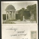 Postales: POSTAL DOBLE - STUDIO FOTOGRAFICO MAS - FIRMADA 1908 - CON VIÑETA -VER REVERSO- (46.138). Lote 73930399