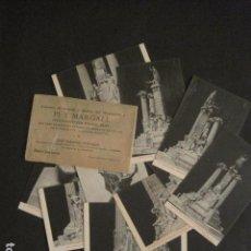Postales: BARCELONA -MONUMENTO PI Y MARGALL-COLECCION 10 POSTALES ANTIGUAS- CON SOBRE FUNDA-VER FOTOS-(46.419). Lote 74409239