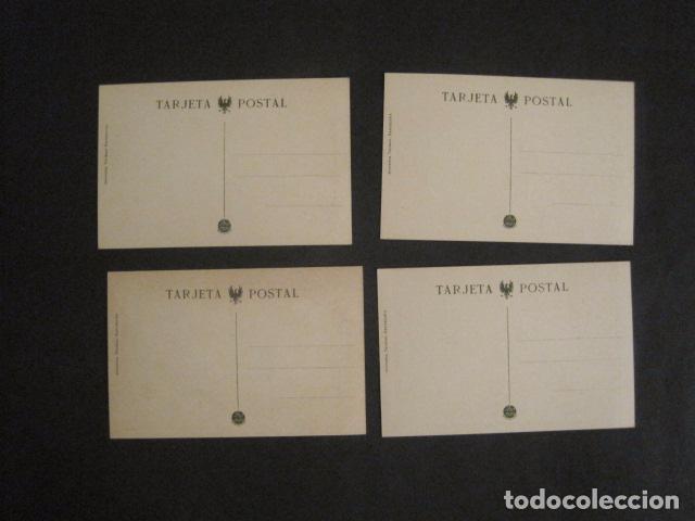 Postales: BARCELONA -MONUMENTO PI Y MARGALL-COLECCION 10 POSTALES ANTIGUAS- CON SOBRE FUNDA-VER FOTOS-(46.419) - Foto 7 - 74409239