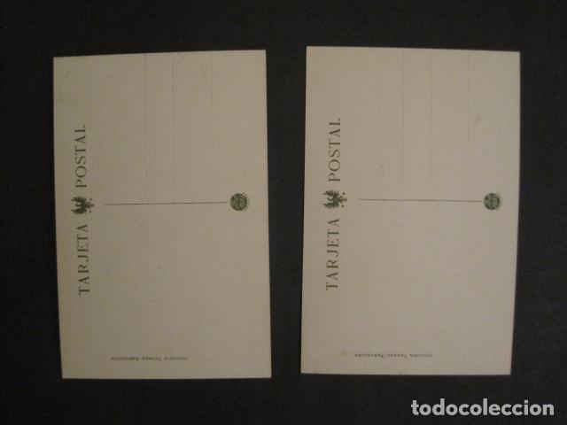Postales: BARCELONA -MONUMENTO PI Y MARGALL-COLECCION 10 POSTALES ANTIGUAS- CON SOBRE FUNDA-VER FOTOS-(46.419) - Foto 9 - 74409239