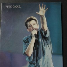 Postales: PETER GABRIEL. Lote 74605773