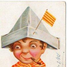 Postales: POSTAL CATALANA 1921. Lote 75100439