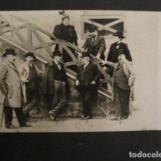 Postales: POSTAL CHUECA EN BARCELONA-ESTRENO AGUA CASCARRILLOS Y AGUARDIENTE - FOTOGRAFICA-VER FOTOS -(V-9018). Lote 76002943