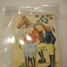 Postales: POSTAL DE CORREOS. EDITORIAL ARTIGAS, BARCELONA (2). BOMBON. 1945. Lote 79218005
