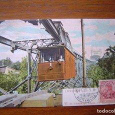 Postales: POSTAL EN ESPERANTO DIRIGIDA A JOAN AMADES ( FUNDADOR FEDERACION ESPERANTISTA CATALANA ) 1910 . Lote 81177720